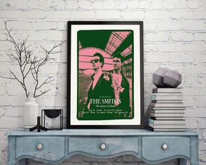 The Smiths - The Queen is Dead Art Print