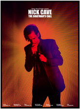 Load image into Gallery viewer, Nick Cave - Boatman's Call Art Print
