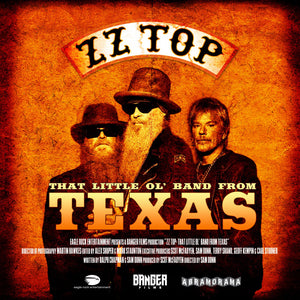 That Little Ol' Band From Texas - Blu-ray & DVD