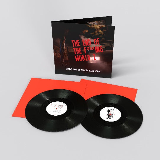 The End of The F***ing World 2 (Original Songs and Score) 2LP