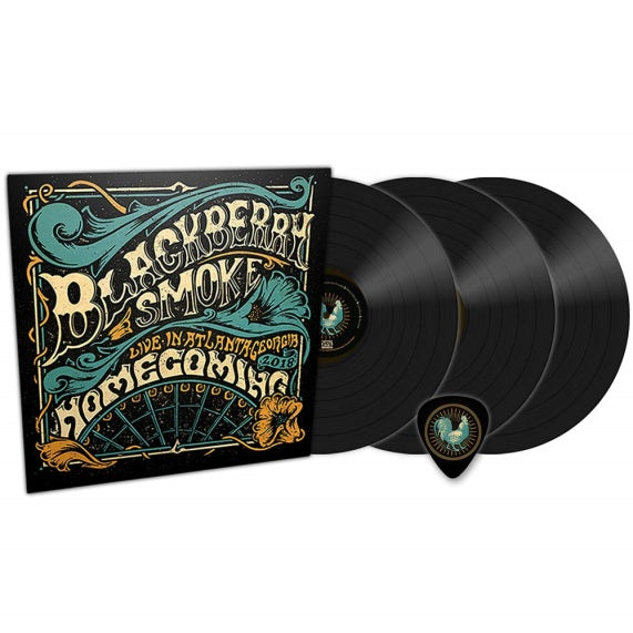 Blackberry Smoke: Homecoming (Live In Atlanta)