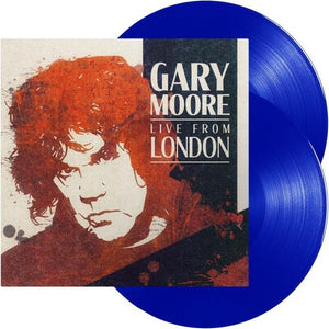 Live From London - Transparent Blue 2LP / CD Box Set / CD
