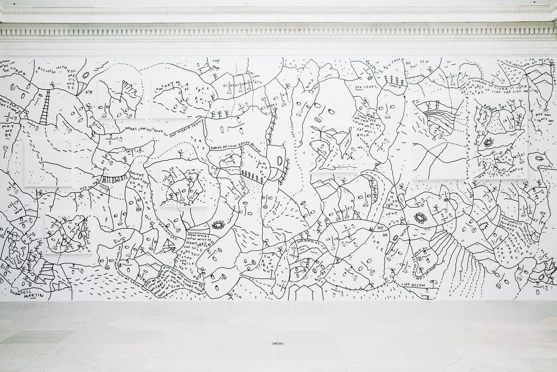 Artist We Love: Shantell Martin
