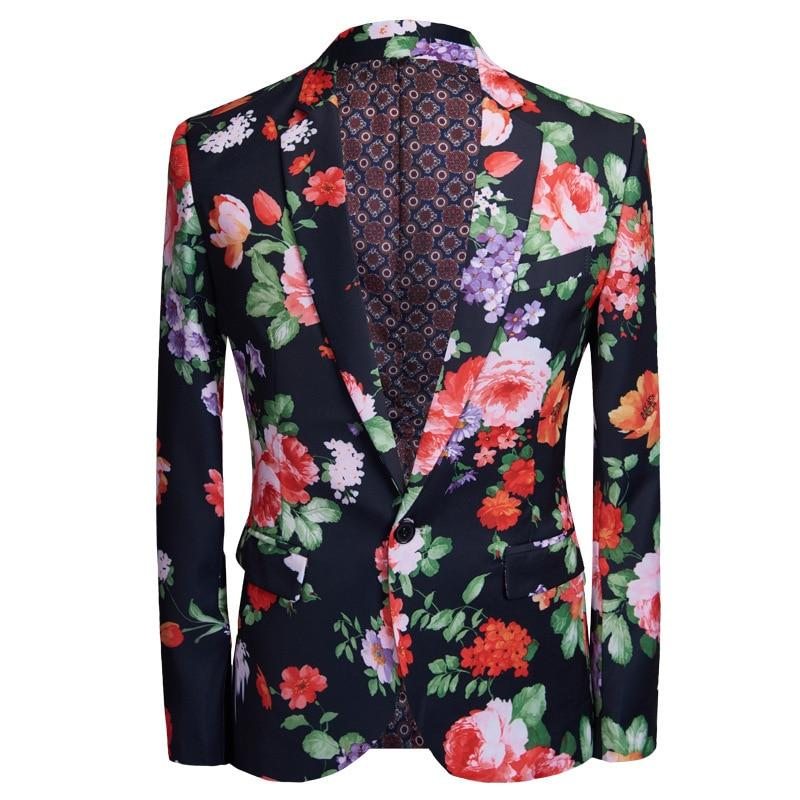 "The ""Blossom"" Slim Fit Blazer Suit Jacket William // David"