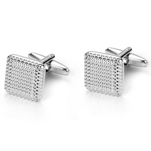 "The ""Geo"" Luxury Cuff Links William // David"