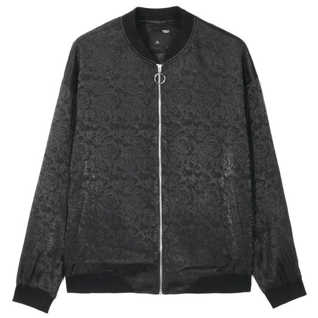 "The ""Antonio"" Bomber Jacket - Black William // David M"