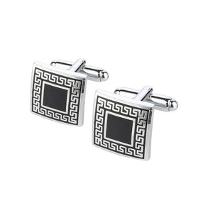 "The ""Achilles"" Luxury Cuff Links william-david"