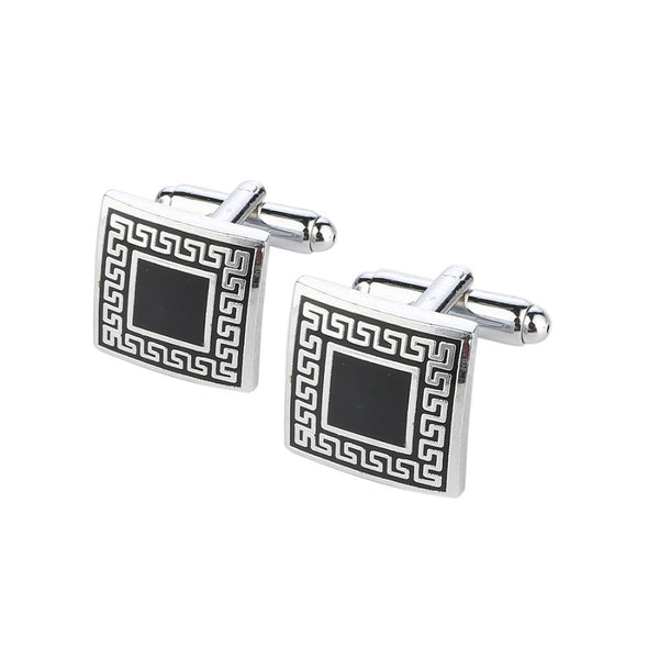 "The ""Achilles"" Luxury Cuff Links"