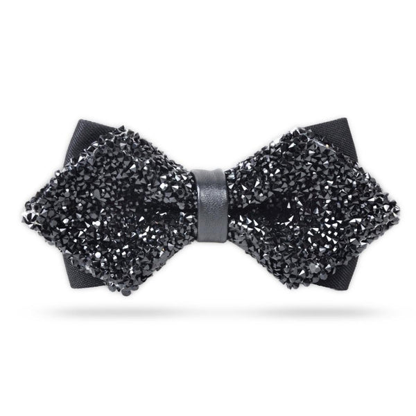 "The ""Luxe"" Crystal Bow Tie - Multiple Colors ciciTree Leading Store"