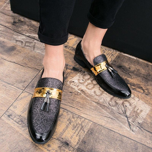 "The ""Louis"" Tassel Loafers Dress Shoes"