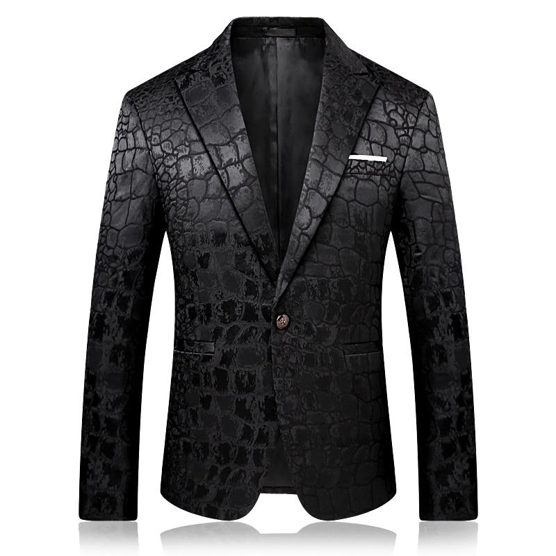 "The ""Jaguar"" Slim Fit Blazer Suit Jacket"