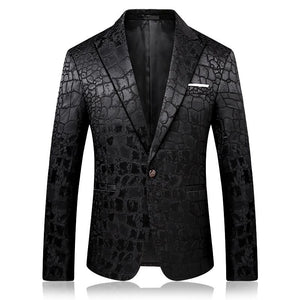 "The ""Jaguar"" Slim Fit Blazer Suit Jacket PYJTRL Official Store"