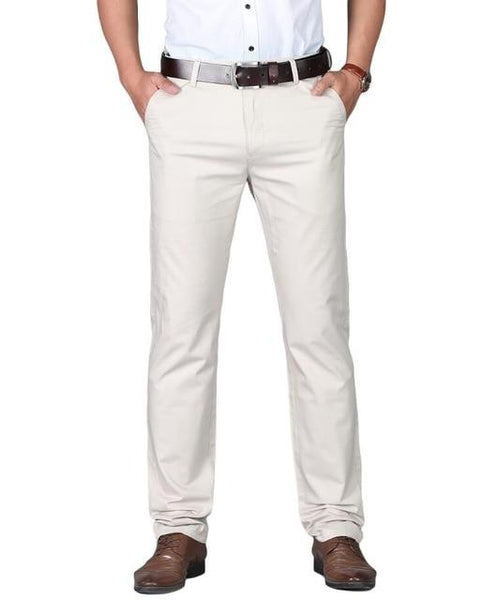 "The ""Lucas"" Modern Fit Suit Pants Trousers - Multiple Colors William // David White 29"