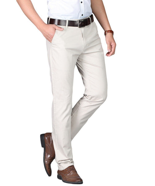 "The ""Lucas"" Modern Fit Suit Pants Trousers - Multiple Colors William // David"