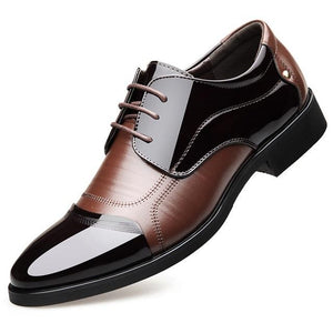 "The ""Gentry"" Leather Oxford Dress Shoes KipeRann Store US 6 / EU 38"