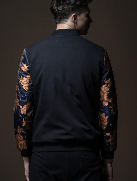 "The ""Lotus"" Bomber Jacket"