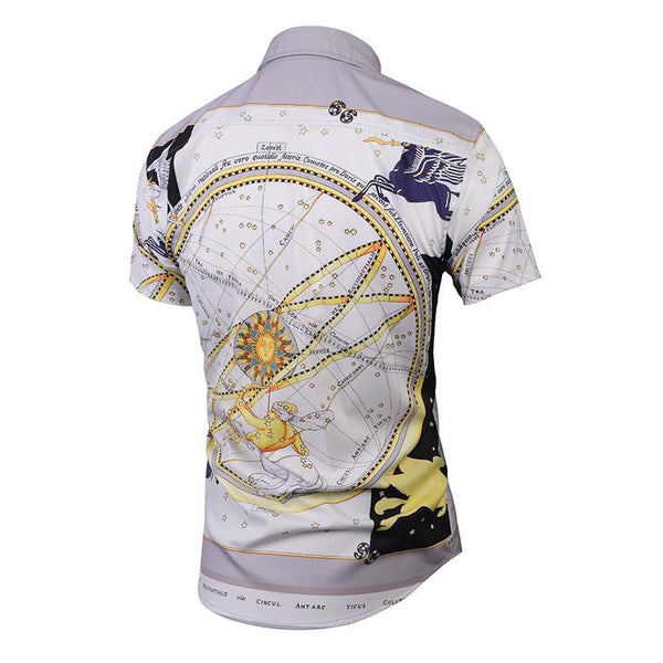 "The ""Pegasus"" Short Sleeve Shirt Hansum"
