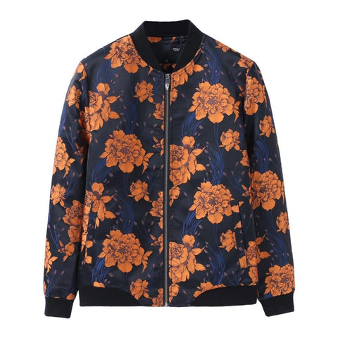 "The ""Lotus"" Bomber Jacket William // David"
