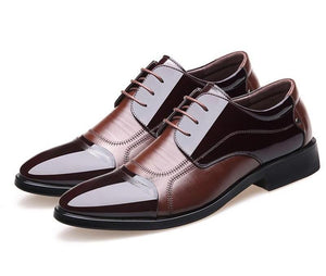"The ""Gentry"" Leather Oxford Dress Shoes"