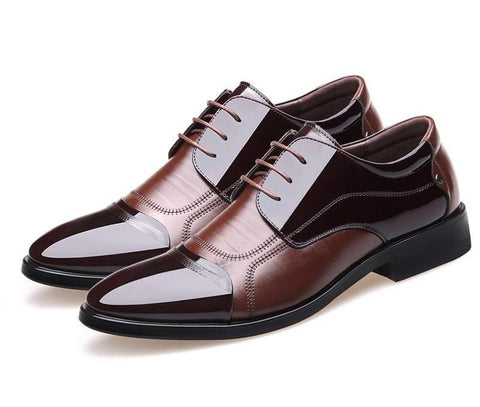 "The ""Gentry"" Leather Oxford Dress Shoes KipeRann Store"