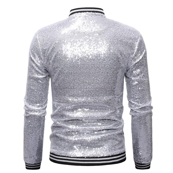 "The ""Crystal"" Slim Fit Bomber Jacket - Multiple Colors William // David"