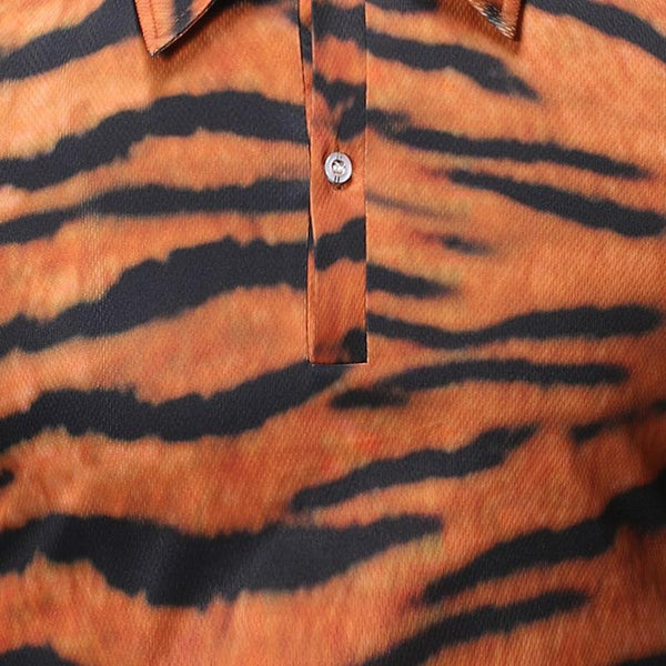 "The ""Bengal"" Short Sleeve Polo Shirt - Multiple Colors William // David"