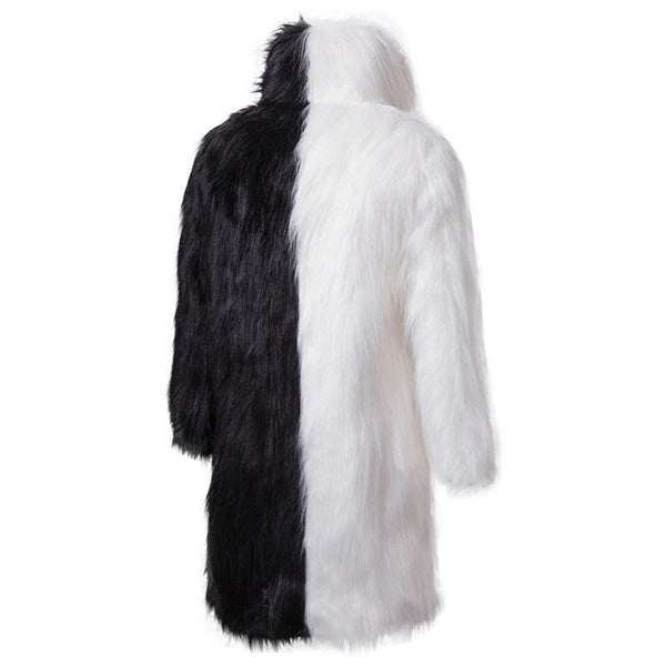"The ""Napoleon"" Faux Fur Mink Jacket - Splice"