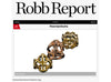 ROBB REPORT | SACRED COLLECTION
