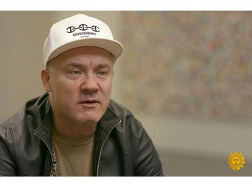 CBS NEWS | DAMIEN HIRST WANTS TO MAKE ART YOU CAN'T IGNORE