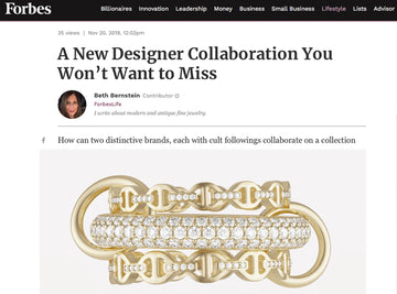 FORBES | A NEW DESIGNER COLLABORATION YOU WON'T WANT TO MISS