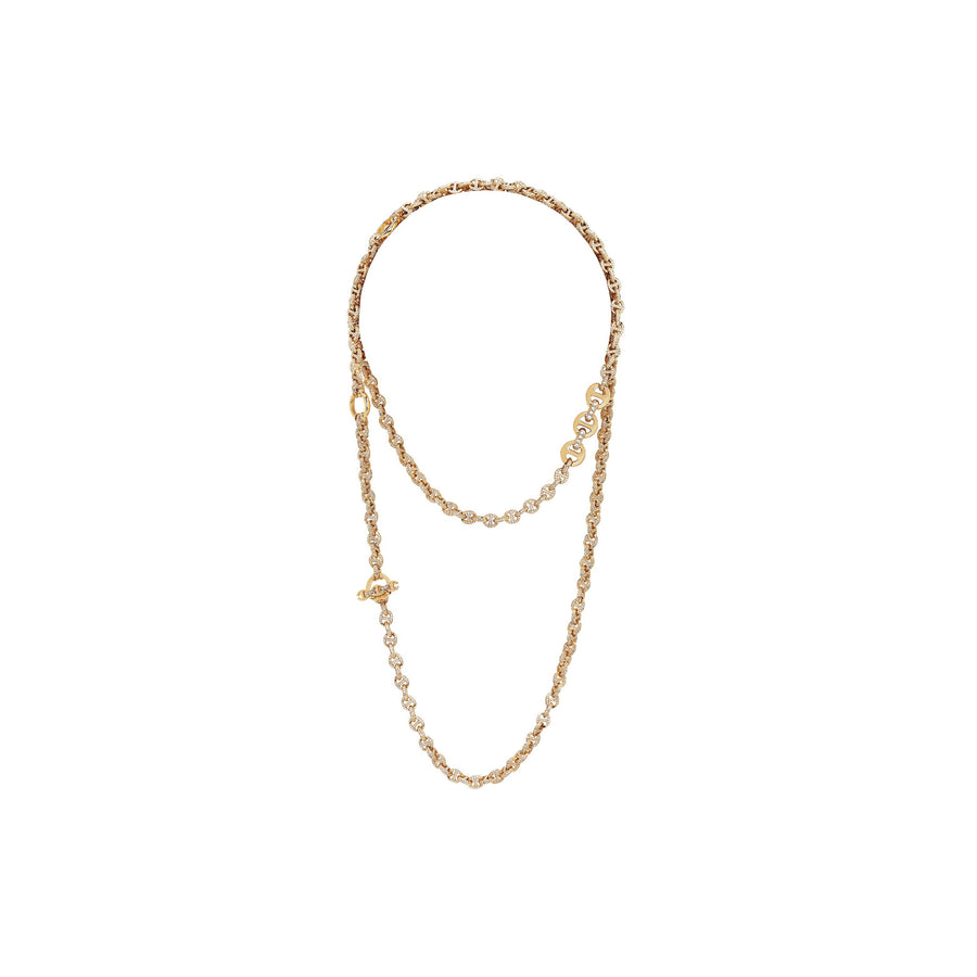 5MM OPEN-LINK™ NECKLACE ANTIQUATED