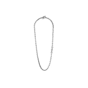 5MM OPEN-LINK™ NECKLACE WITH DIAMOND PENDANT