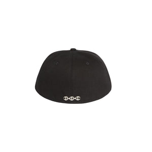 FITTED SIX PANEL CAP