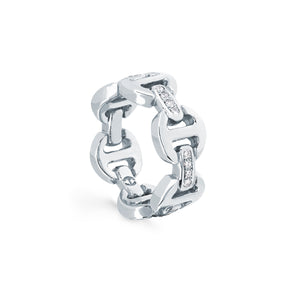CLASSIC TRI-LINK WITH DIAMOND BRIDGES (SIZES 9-12)