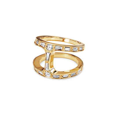 BAGUETTE PHANTOM | 18K GOLD