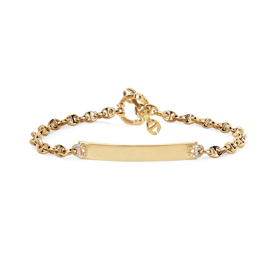 3MM OPEN-LINK™ MONOGRAM BRACELET