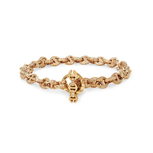 5MM OPEN-LINK™ BRACELET ANTIQUATED