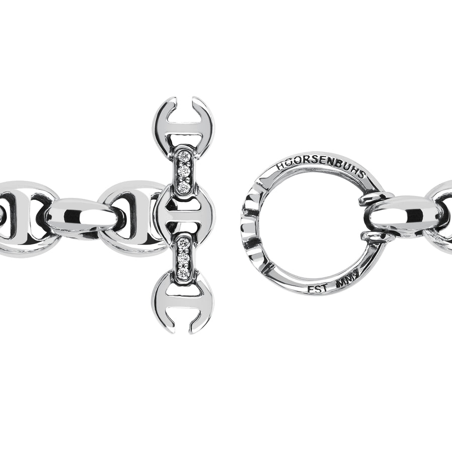 10MM OPEN-LINK™ BRACELET | STERLING SILVER