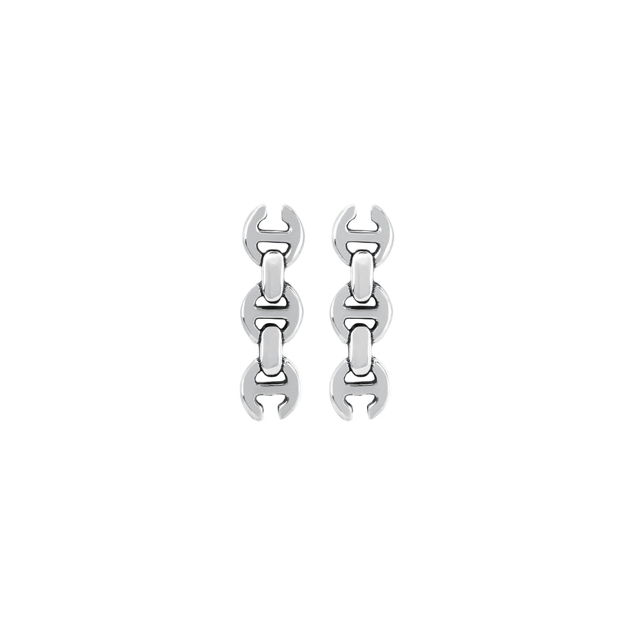 3MM TOGGLE STUDS | STERLING SILVER
