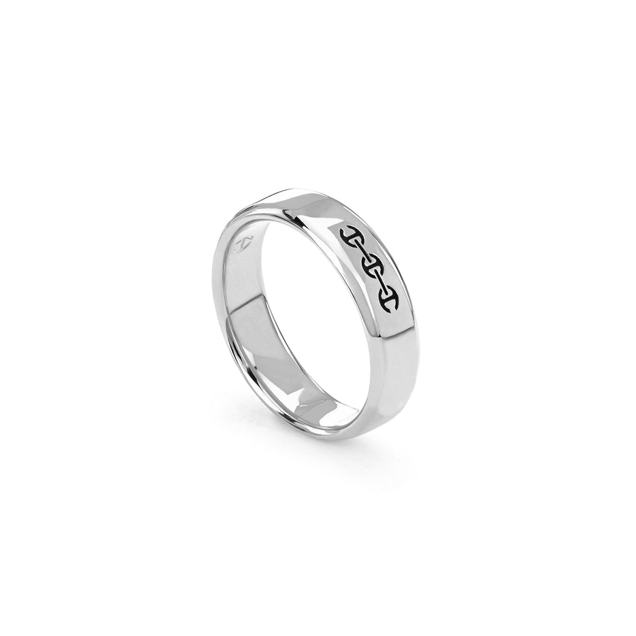 UNION BAND | STERLING SILVER
