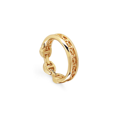 LE TEEF DAME | 18K GOLD
