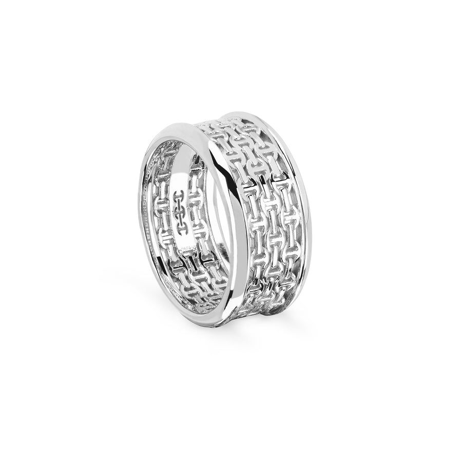 STAPEL I | STERLING SILVER