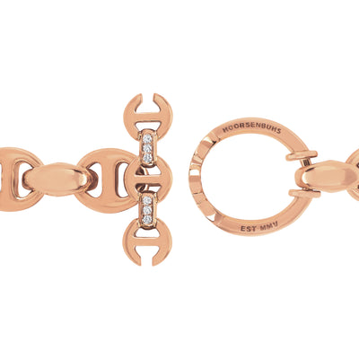 10MM OPEN-LINK™ BRACELET | 18K GOLD