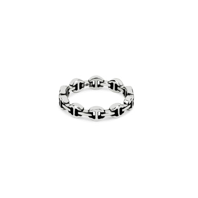MICRO DAME TRI-LINK III | STERLING SILVER