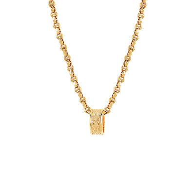 STAPEL I CHARM | 18K GOLD