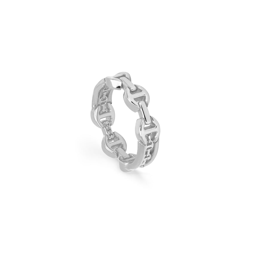 LE TEEF DEUX DAME | STERLING SILVER