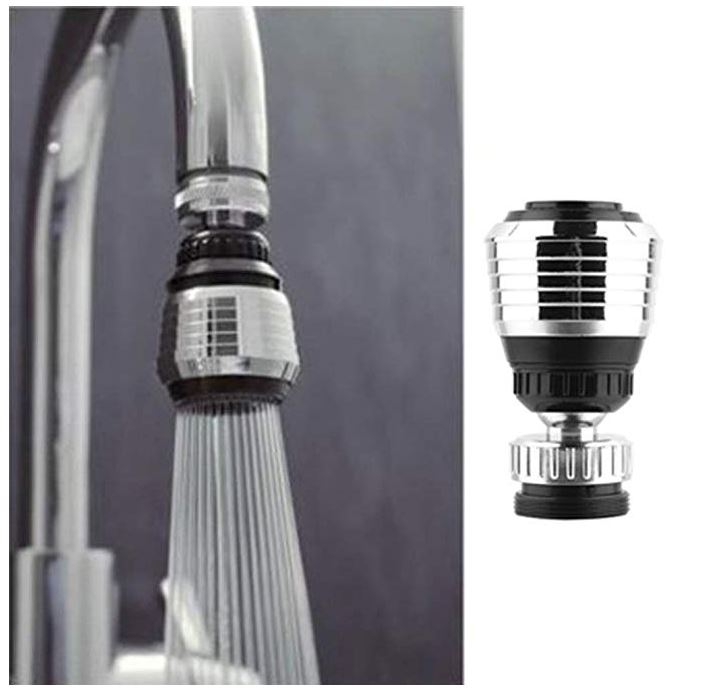 360 Rotate Swivel Faucet Nozzle Water