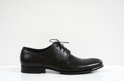 Fabi Men's Black Leather Vitello Lace Up 9668A
