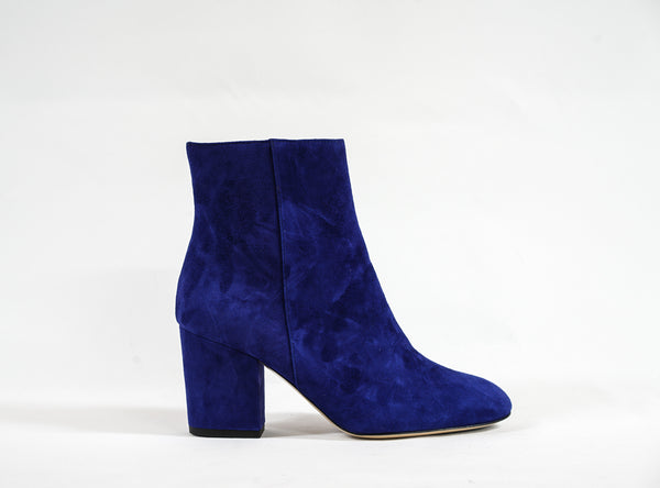 Fabio Rusconi Ink Suede Ankle Boot Salvia