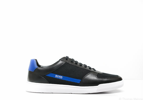 Hugo Boss Men's Black Sneakers Cosmopool